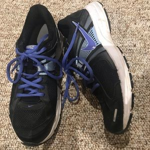 Gently used Nike sneakers